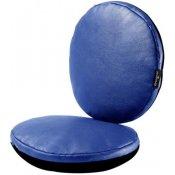 Mima Sada sedacích polštářků do židličky Moon 2018 Royal Blue