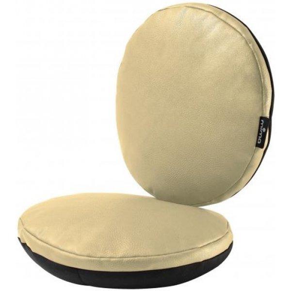Mima Sada sedacích polštářků do židličky Moon 2019 Champagne